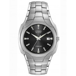 Citizen Mens Titanium Watch BM6560-54G