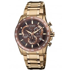 Citizen Mens Eco-Drive Watch AT4106-52X