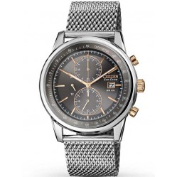 Citizen Mens Eco-Drive Watch CA0336-52H
