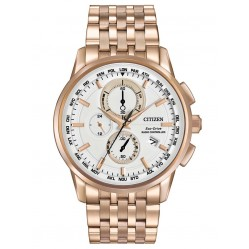 Citizen Mens World Chronograph Watch AT8113-55A