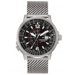 Citizen Mens Nighthawk Watch BJ7008-51E