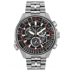Citizen Mens Chrono Time A-T Titanium Watch BY0120-54E