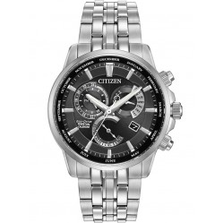 Citizen Mens Eco-Drive Perpetual Calendar Watch BL8140-55E