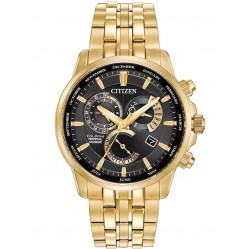 Citizen Mens Eco-Drive Perpetual Calendar Watch BL8142-50E