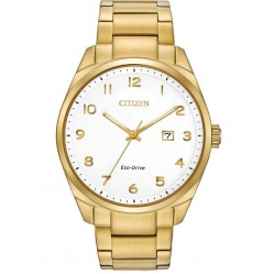 Citizen Mens Eco-Drive Dress Watch BM7322-81B