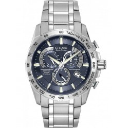 Citizen Mens Eco-Drive Perpetual A-T Watch AT4011-57L