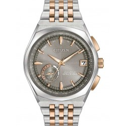 Citizen Mens Eco-Drive Satellite Wave Watch CC3026-51H
