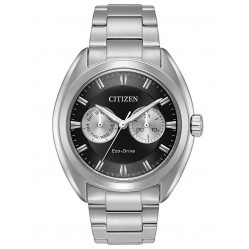 Citizen Mens Paradex Eco-Drive Bracelet Watch BU4010-56E