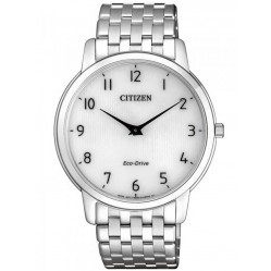 Citizen Mens Eco-Drive Stiletto Bracelet Watch AR1130-81A