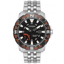 Citizen Mens PRT Eco-Drive Sport Watch AW7048-51E