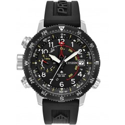 Citizen Mens Black Promaster Altichron Watch BN4044-15E