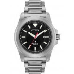 Citizen Mens Promaster Super Tough Titanium Bracelet Watch BN0211-50E