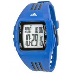Adidas Mens Duramo Blue Rubber Strap Watch ADP6096