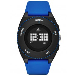 Adidas Mens Sprung Digital Activity Tracker Strap Watch ADP3201
