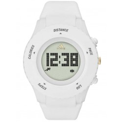 Adidas Ladies Sprung Digital Activity Tracker Strap Watch ADP3204