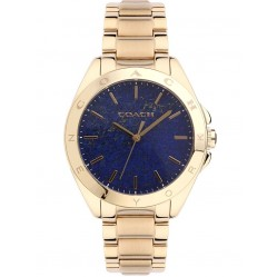 Coach Ladies Two Tone Stainless Steel Tristen Watch 14502051