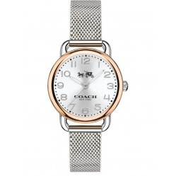 Coach Ladies Delancey Two Tone Watch 14502246