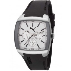 Puma Mens Black Strap Watch PU102722002