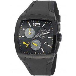 Puma Mens Chronograph Rubber Strap Watch PU102721003