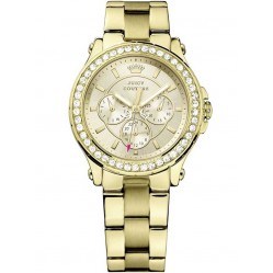Juicy Couture Ladies Pedigree Watch 1901049