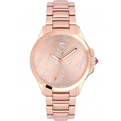 Juicy Couture Ladies Jet Setter Rose Watch 1901278