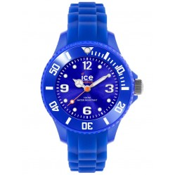 Ice-Watch Unisex Rubber Strap Watch SI.BE.M.S.13