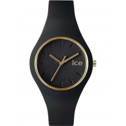 Ice-Watch Unisex Ice Glam Black Watch ICE.GL.BK.S.S.14