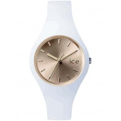 Ice-Watch Unisex Ice Chic Gold Watch ICE.CC.WGD.S.S.15