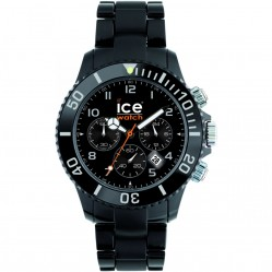 Ice Watch Big Chronograph Bracelet Watch CH.BK.B.P.12