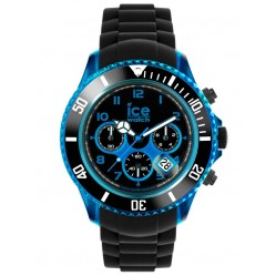 Ice-Watch Unisex Rubber Strap Watch CH.KBE.BB.S.12