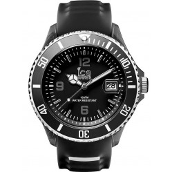 Ice-Watch Mens Ice Sporty Black Watch SR.3H.BKW.BB.S.15