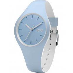 Ice-Watch Mens Ice Duo Blue White Strap Watch DUO.WES.S.S.16