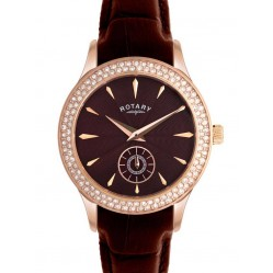 Rotary Ladies Strap Watch LS02907-16