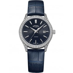 Rotary Ladies Blue Oxford Watch LS05092/05