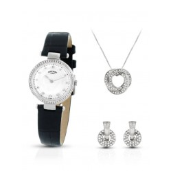 Rotary Ladies Exclusive Gift Set Watch LS00511/41