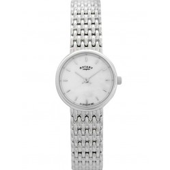 Rotary Ladies Silver Bracelet Watch LB20900-41