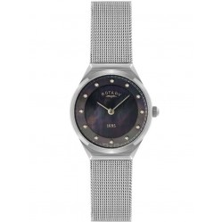 Rotary Ladies Ultra Slim Mesh Bracelet Watch LB02609-38