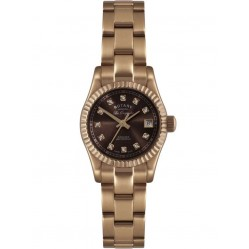 Rotary Ladies Verbier Diamond Bracelet Watch LB08153-16