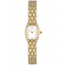 Rotary Ladies Gold Plated Watch LBI00779-18
