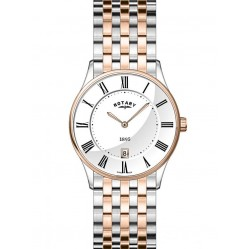 Rotary Ladies Ultra slim Watch LB08202/01