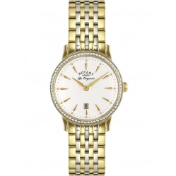 Rotary Ladies Two Tone Gold Watch LB90056/01
