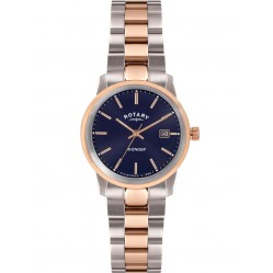 Rotary Ladies Avenger Two Tone Steel Watch LB02737/05