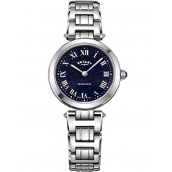Rotary Ladies Blue Kensington Midnight Sky Watch LB05190/67