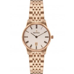 Dreyfuss Ladies Rose Gold 1890 Watch DLB00138/41