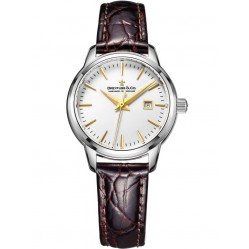 Dreyfuss Ladies Brown 1890 Watch DLS00125/02