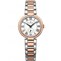 Dreyfuss and Co Ladies Two Tone Bracelet Watch DLB00159/01/L