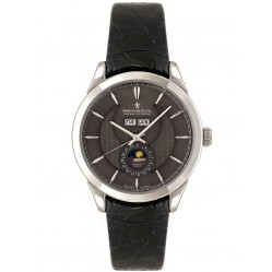 Dreyfuss and Co Mens Moonphase Watch DGS00068-20