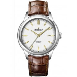 Dreyfuss and Co Mens Strap Watch DGS00075-02