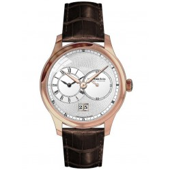 Dreyfuss and Co Mens Brown 1946 Watch DGS00122/06