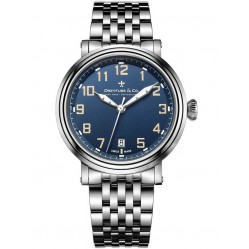 Dreyfuss Mens Bracelet Watch DGB00152/52